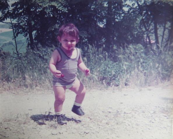 foto di Susanna Albini del 1975